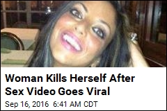 Woman Kills Herself After Sex Video Goes Viral