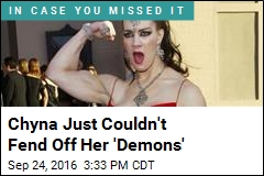 Chyna Just Couldn't Fend Off Her 'Demons'