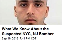 What We Know About the Suspected NYC, NJ Bomber