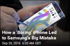 Rush to Market Blamed for Exploding Phones