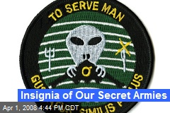 Insignia of Our Secret Armies
