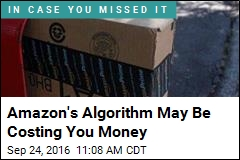 Amazon's Algorithm May Be Costing You Money