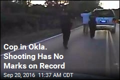 Cop in Okla. Shooting Has No Marks on Record