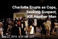 Charlotte Erupts After Police Shooting