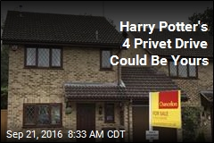 Harry Potter's 4 Privet Drive Could Be Yours