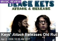Keys' Attack Releases Old Rut
