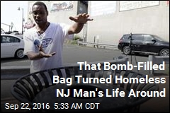 Guy Who Found NJ Bomb in Trash Is No Longer Homeless
