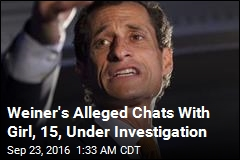 Feds Investigating Weiner's Latest Scandal