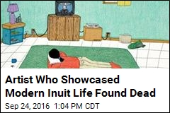 Body of Famous Inuit Artist Pulled From River