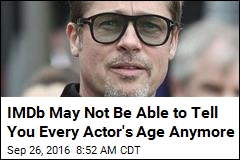 New Law Makes Certain Sites Remove an Actor's Age