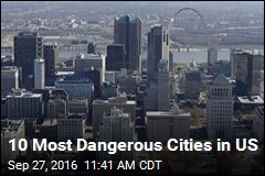 10 Most Dangerous Cities in US