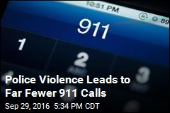 Police Violence Leads to Far Fewer 911 Calls