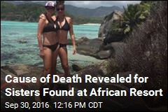 Sisters Found Dead at African Resort Had Fluid on Their Lungs