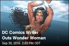 Wonder Woman Is Officially Bisexual