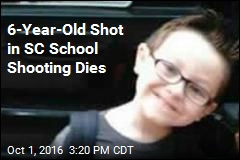 6-Year-Old Dies Days After South Carolina School Shooting