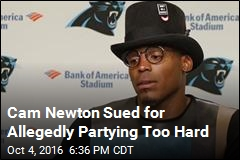Lawsuit: Cam Newton Wrecked Up $11M Mansion