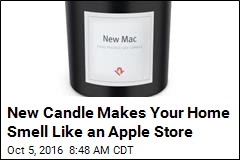 Forget New-Car Smell, Now There's a New-Mac Smell