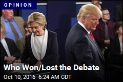 Who Won/Lost the Debate