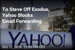 'Dubious' Move Forcing Yahoo Users to Stay