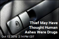 Woman Fears Thief Boosted Mom's Ashes From Car