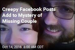 Missing Couple Impersonated on Facebook