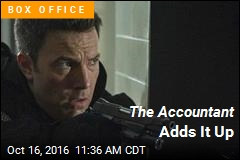 The Accountant Adds It Up