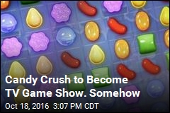 They're Making a TV Game Show Out of Candy Crush