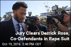 Jury Clears Derrick Rose, Co-Defendants in Rape Suit