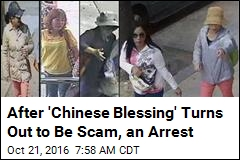 Woman Faces 25 Years for $160K Chinese Blessing Scam