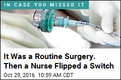 It Was a Routine Surgery. Then a Nurse Flipped a Switch