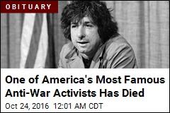 Famed Anti-Vietnam War Activist Tom Hayden Dies