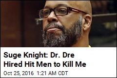 Suge Knight: Dr. Dre Hired Hitmen to Kill Me