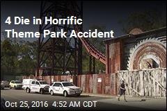 4 Die in Australia Theme Park Tragedy