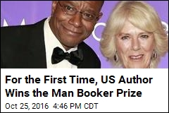 For the First Time, American Wins the Man Booker Prize