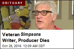 Simpsons Writer, Producer Kevin Curran Dies