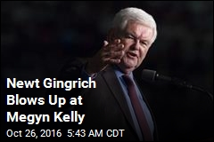 Gingrich to Megyn Kelly: 'You Are Fascinated With Sex'