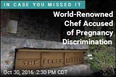 Thomas Keller's Iconic Restaurant Sued for Discrimination