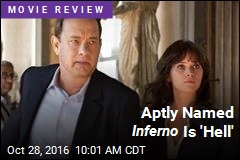 Aptly-Named Inferno Is 'Hell'