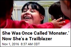 Woman Once Called a 'Monster' Now a First in Latin America