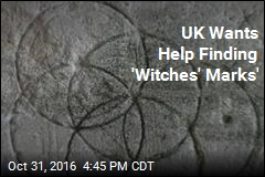 UK Wants Help Finding 'Witches' Marks'