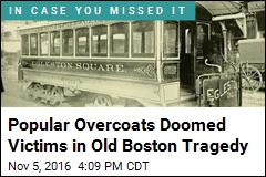 Forgotten Trolley Tragedy Rocked Boston 50 Years Ago