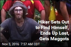Hiker Sets Out to Find Himself, Spends 2 Weeks Lost in Jungle