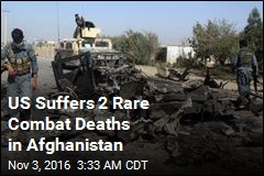 2 US Troops Killed in Afghanistan Mission