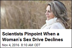 It's Official: Menopause Lowers a Woman's Sex Drive