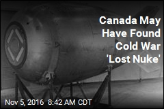 Canada May Have Found Cold War 'Lost Nuke'