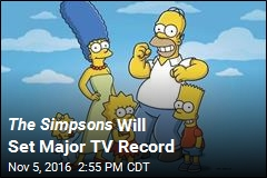 Woohoo! The Simpsons Renewed for Season 30