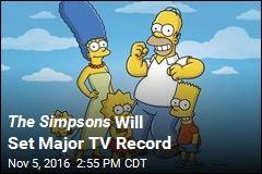 Woohoo! The Simpsons Renewed for Season 30