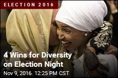 4 Wins for Diversity on Election Night