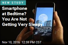 Smartphone Use Tied to Poor Sleep—Again