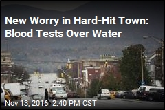 New Worry in Hard-Hit Town: Blood Tests Over Water